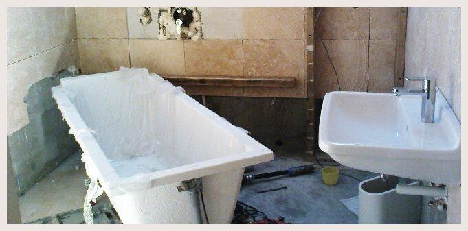 ремонт санузла и ванной